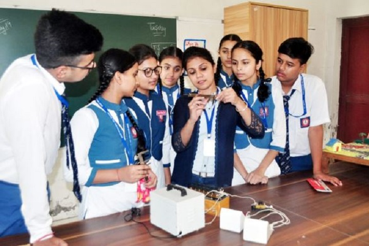 Roop Vatika-Physics-Lab