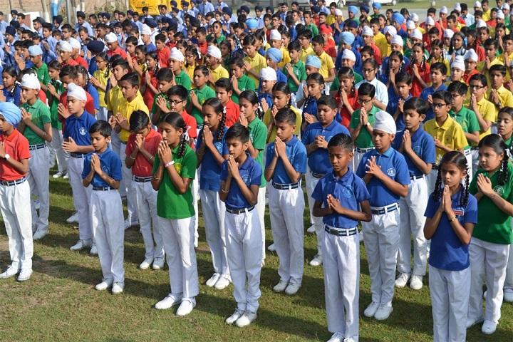 Rsd Raj Rattan Public School-Assembly
