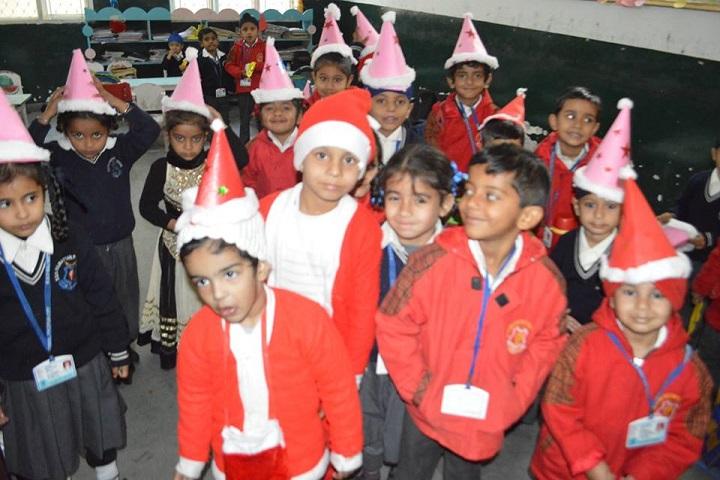 Rsd Raj Rattan Public School-Christmas