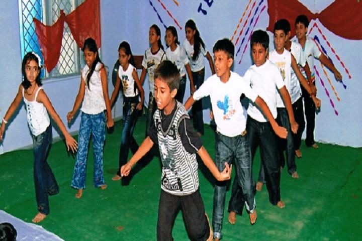 Rsd Raj Rattan Public School-Dance