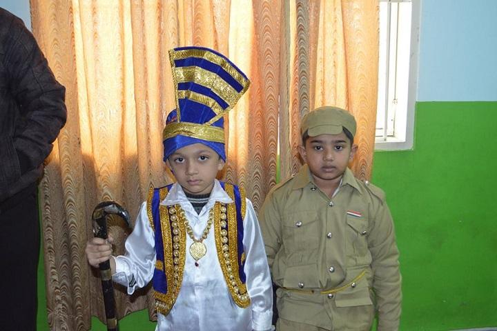 Rsd Raj Rattan Public School-Fancy Dress