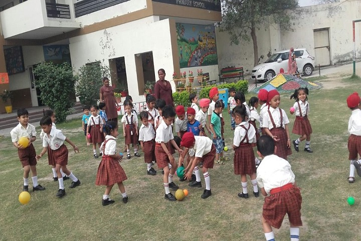 Rsd Raj Rattan Public School-Games