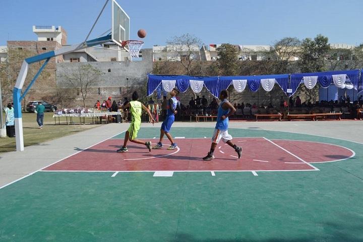 Rsd Raj Rattan Public School-Indoor Games