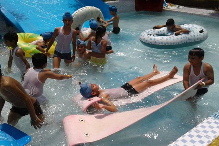 Rsd Raj Rattan Public School-Swimming