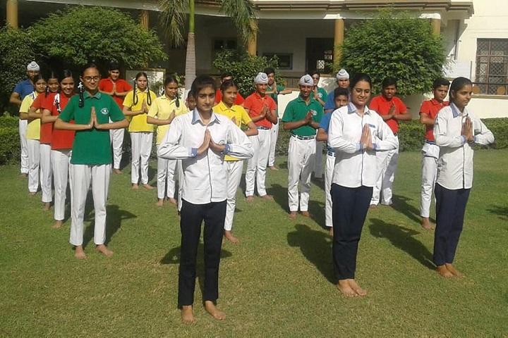 Rsd Raj Rattan Public School-Yoga