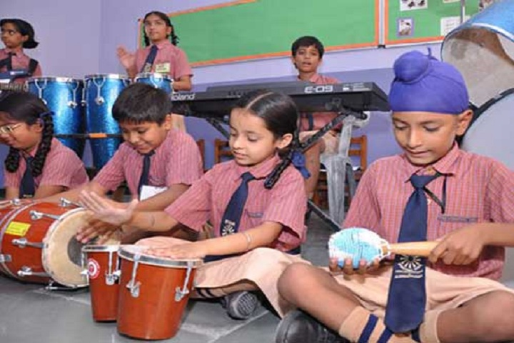 Ryan International School-Music Room