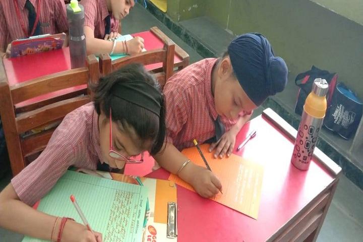 Ryan International School-Story Writing Compitition