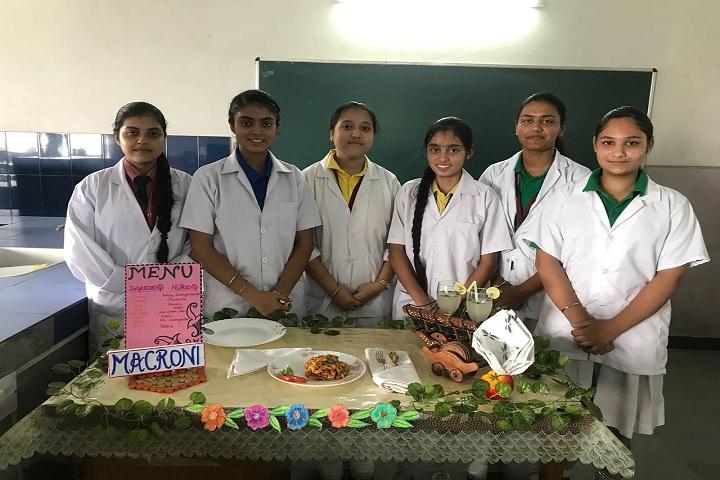 Ryan International School-Food Preparation