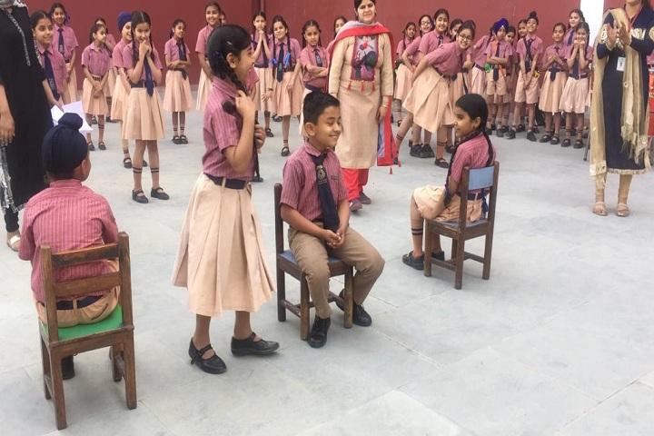Ryan International School-Fun Games