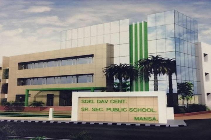 SDKL Dav Centenary Public School-Campus