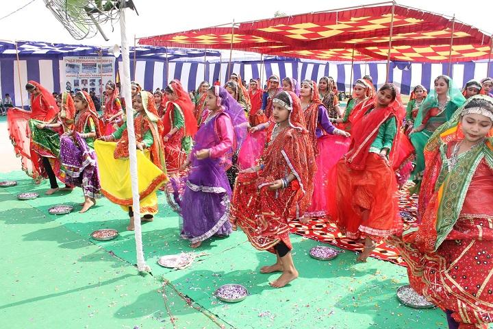 S Hardam Singh Public School-Dance