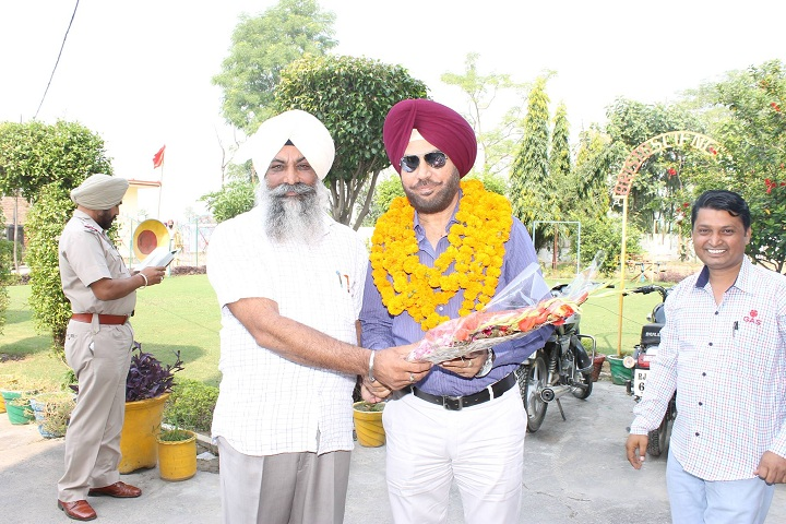 S Hardam Singh Public School-Guest Visit