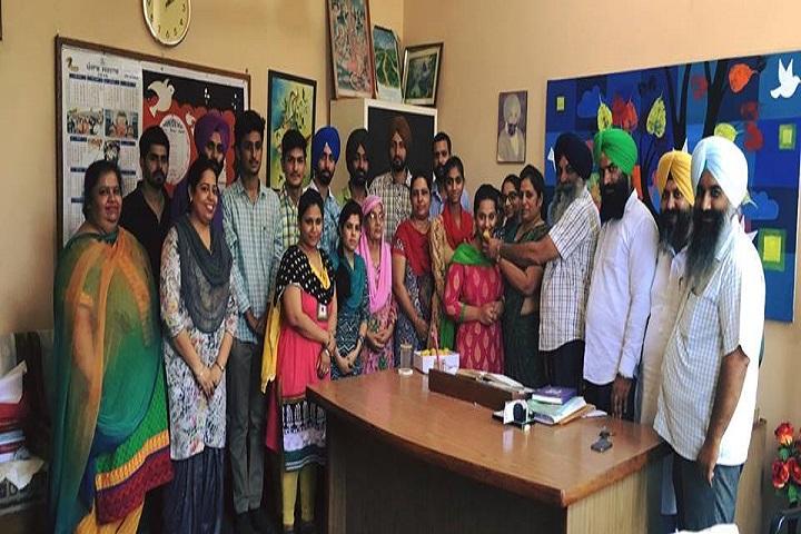 S Hardam Singh Public School-Achievements