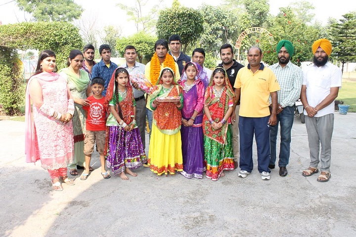 S Hardam Singh Public School-Function