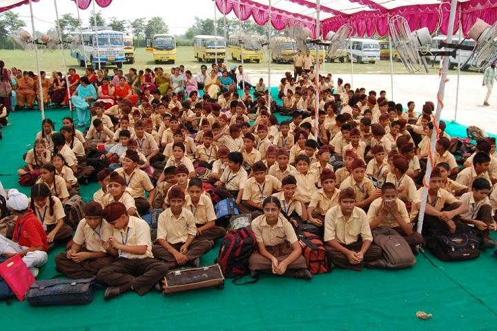 S Hardam Singh Public School-Student