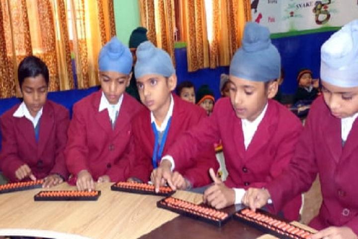 S Chetan Singh Sarvhitkari Senior Secondary Vidya Mandir-Abacus