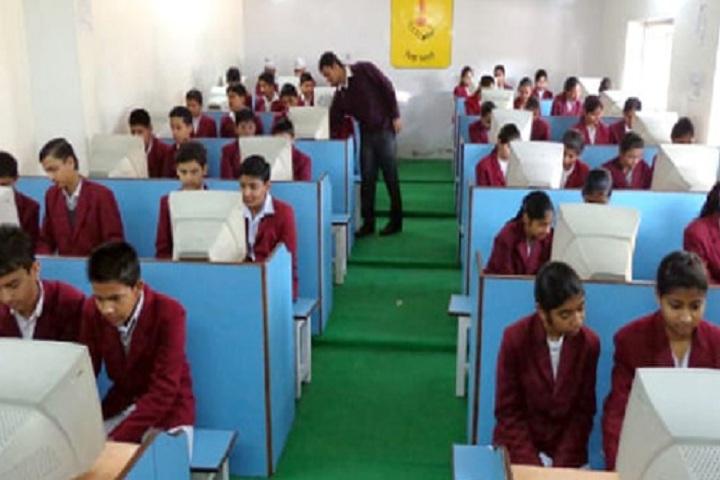 S Chetan Singh Sarvhitkari Senior Secondary Vidya Mandir-Computer Lab