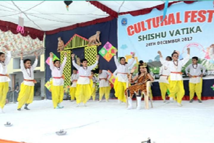 S Chetan Singh Sarvhitkari Senior Secondary Vidya Mandir-Cultural Fest