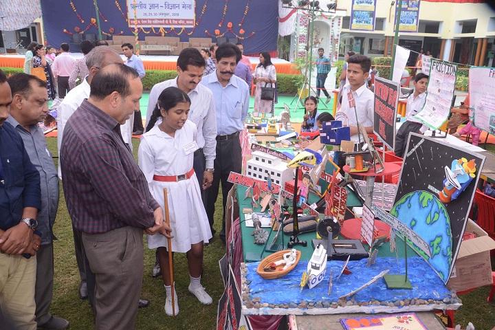 S Chetan Singh Sarvhitkari Senior Secondary Vidya Mandir-Exhibition
