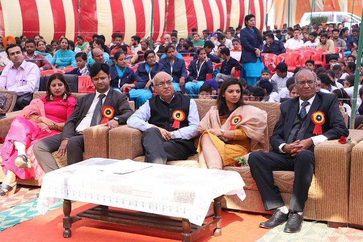S Chetan Singh Sarvhitkari Senior Secondary Vidya Mandir-Guest