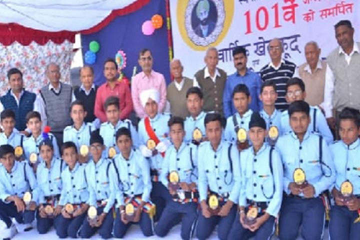 S Chetan Singh Sarvhitkari Senior Secondary Vidya Mandir-Scouts