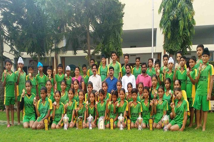 S Chetan Singh Sarvhitkari Senior Secondary Vidya Mandir-Sports Achievements