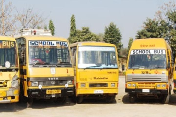 S Chetan Singh Sarvhitkari Senior Secondary Vidya Mandir-Transport