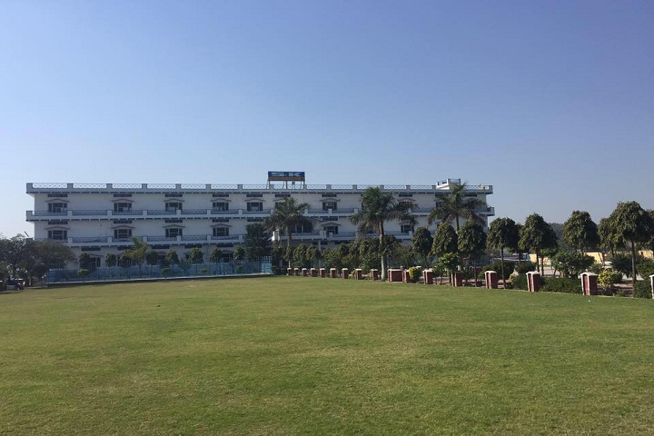 S K Public Senior Secondary School-School Building