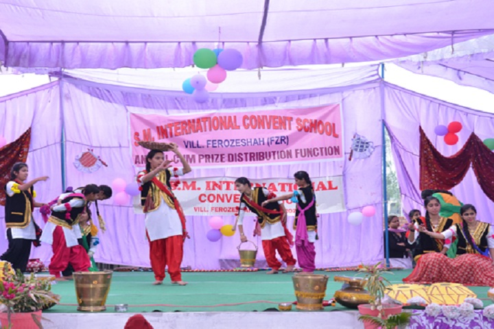 S M International Convent School-Prize Distribution Function