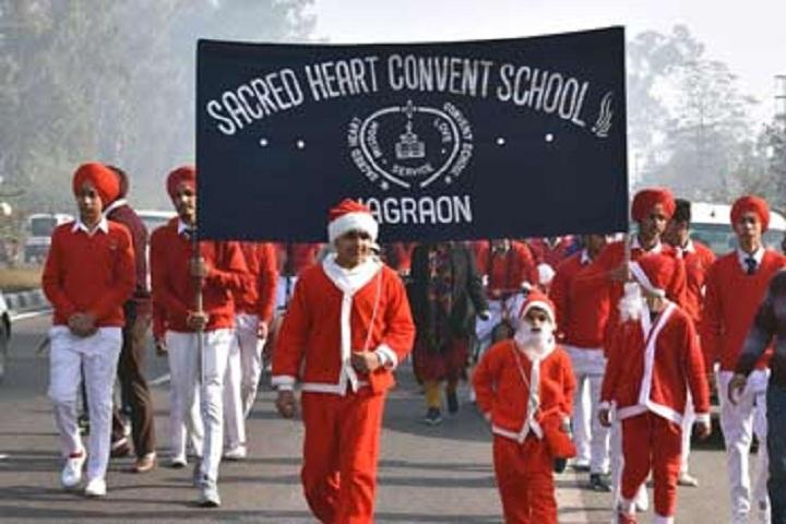 Sacred Heart Convent Senior Secondary School-Chritmas Celebrations