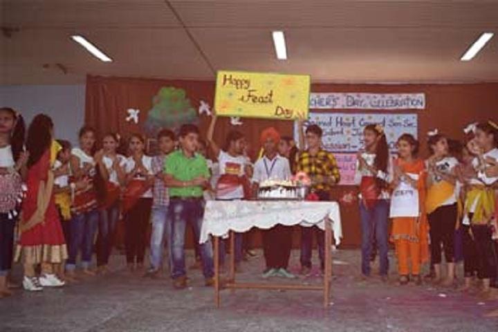Sacred Heart Convent Senior Secondary School-Feast Day