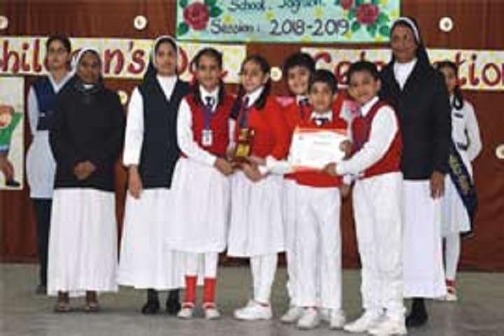 Sacred Heart Senior Secondary School Ludhiana-Annual Day