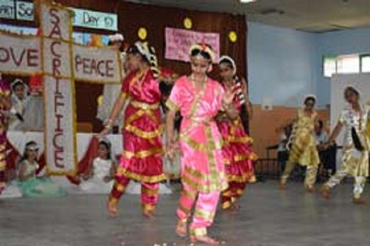 Sacred Heart Senior Secondary School Ludhiana-Dance Performance