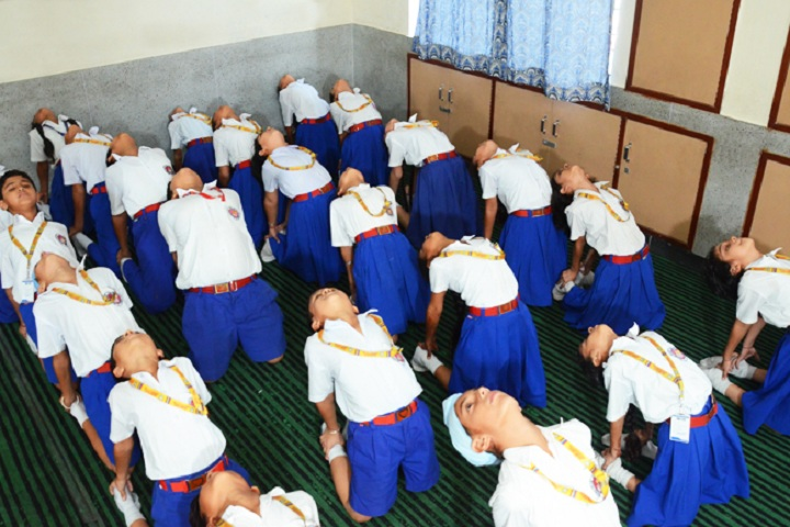 Sacred Heart Convent School-Yoga