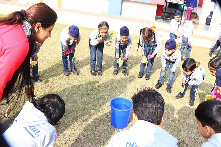 Sacred Souls School-Activity