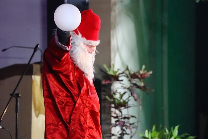 Sacred Souls School-Christmas Celebration