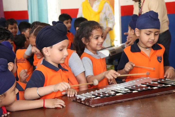 Sacred Souls School-Music