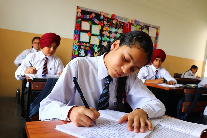 Sacred Souls School-Writing Competition