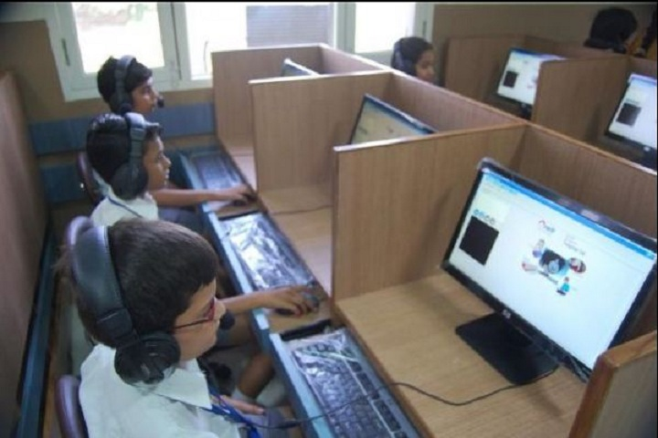 Saffron Public School-Computer Lab