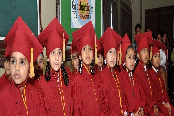 Saffron Public School-Graduation Ceremony