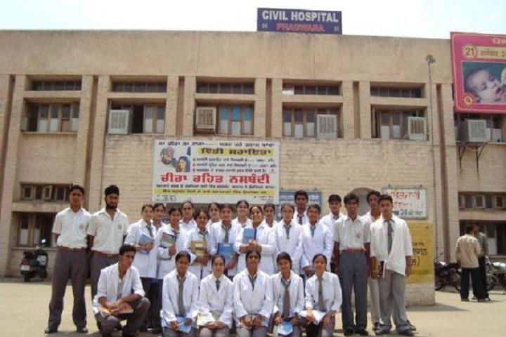 Saffron Public School-Interactive Visit to Hospital