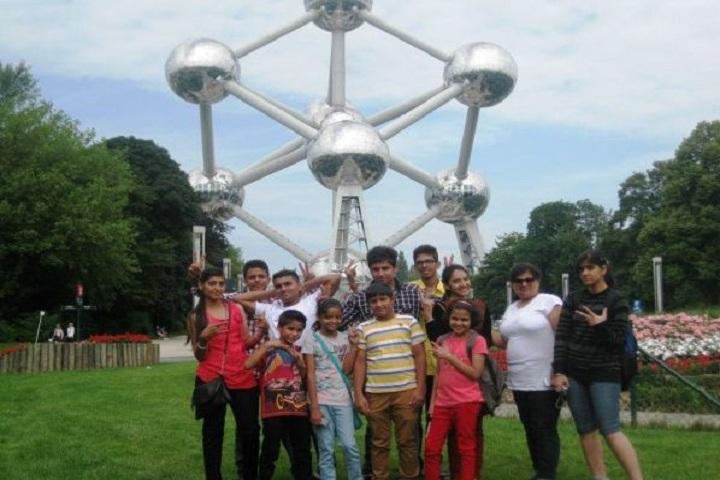 Saffron Public School-International trips