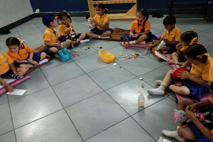 Saffron Public School-Play Room