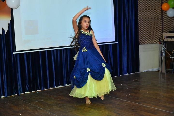 Saffron Public School-Solo Dance