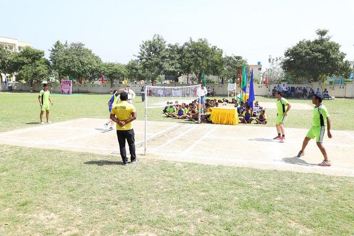 Saffron Public School-Sports1