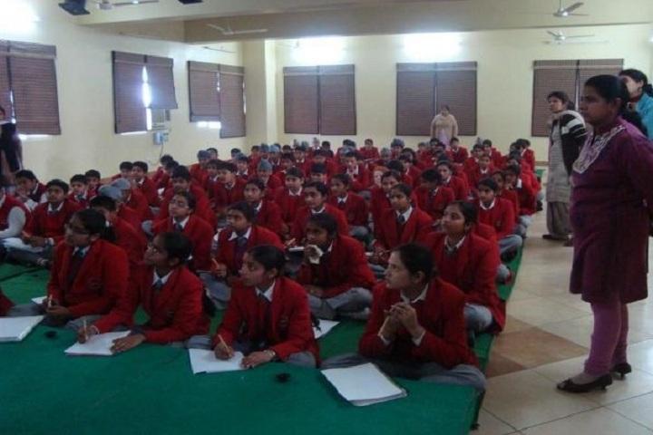 Saffron Public School-Workshops and Seminar