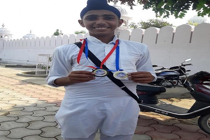 Sahibzada Ajit Singh Public School-Achievements