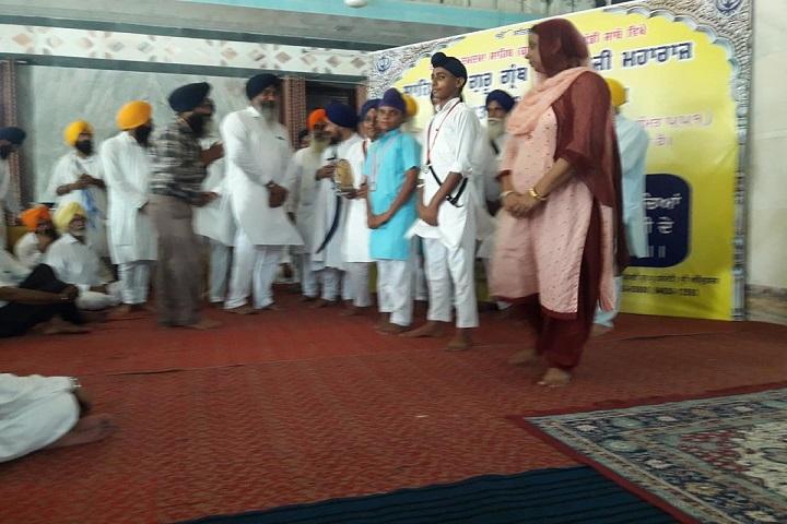 Sahibzada Ajit Singh Public School-Activity