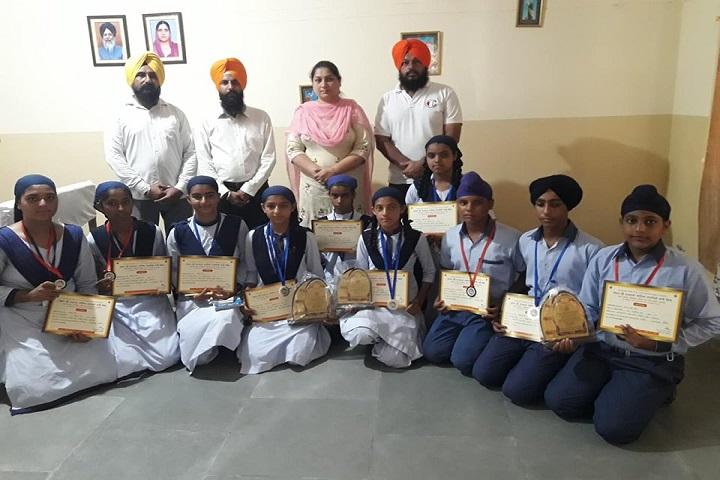 Sahibzada Ajit Singh Public School-Awards