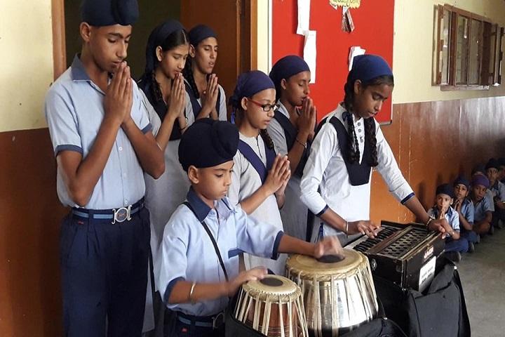 Sahibzada Ajit Singh Public School-Music